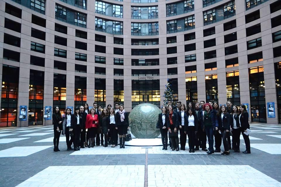 Parlamentul European - Strasbourg
