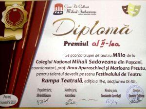 diploma rampa 2018