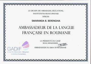ambasador francez